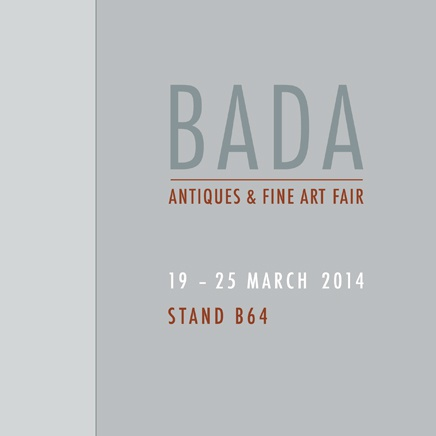 BADA Antiques & Fine Art Fair 2014
