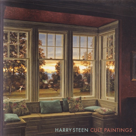 Harry Steen : Cult Paintings